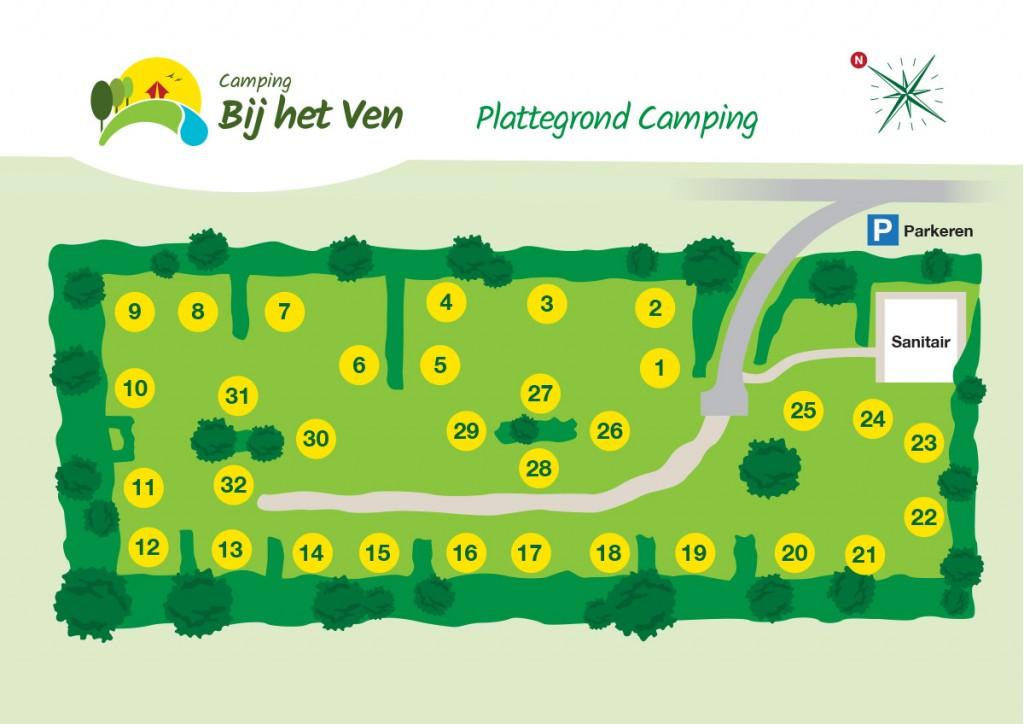 campingbijhetven-plattegrond
